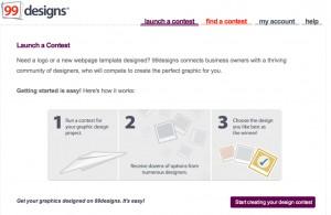 99designs » Launch a Design Contest
